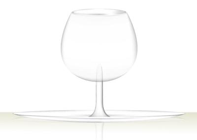 design bicchiere