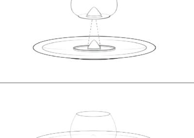 prototipo bicchiere